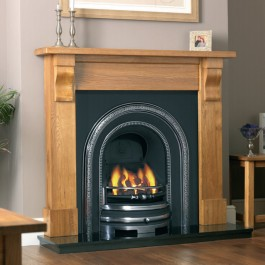 Traditional Cast Tec Clifton Arch Fireplace Insert