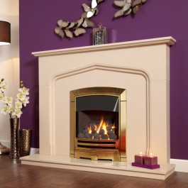 Flavel Decadence Plus Inset Gas Fire Natural Gas Fires