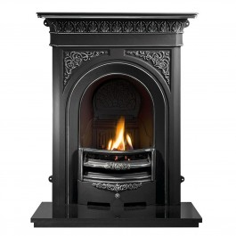 Solid Design Gallery Nottage Cast Iron Fireplace Cheap
