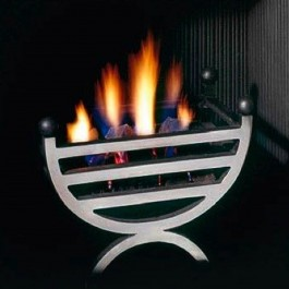 Gallery Small Cottage Cast Iron Fire Basket The Gallery