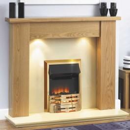 Gb Mantels Woodcote Oak Fireplace Oak Fire Surrounds