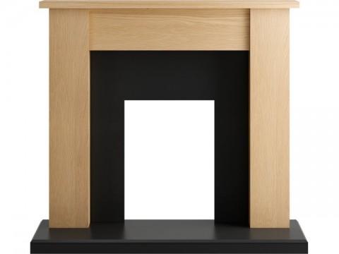 Fireplaces 4 Life 48'' New England Oak Veneer Fireplace