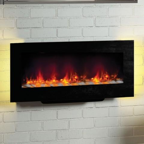Be Modern Amari 38'' Wall Mounted Electric Fire