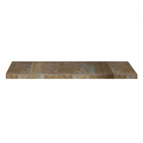 Gallery Barley Slate Tile Hearth