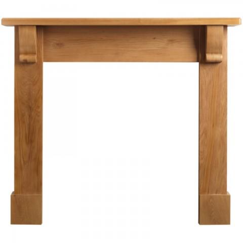 Cast Tec Brampton Wooden Surround/Mantel