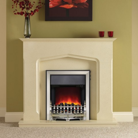 """Be Modern Bramwell 45"""" Electric Fireplace Suite"""