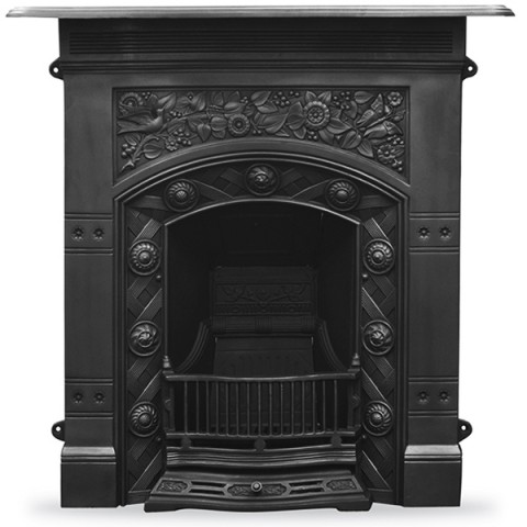 Carron Jekyll Combination Cast Iron Fireplace