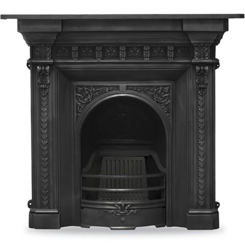 Carron Melrose Combination Cast Iron Fireplace