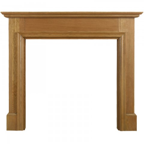 Cast Tec Coniston Wooden Surround/Mantel