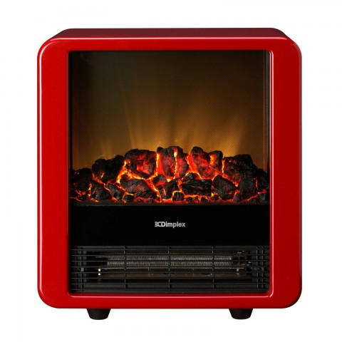 Low Prices Dimplex Freestanding Microfire Free Delivery