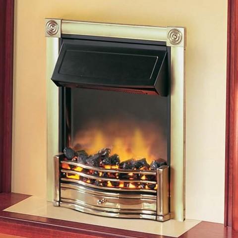 Dimplex Horton Brass Optiflame® Electric Fire