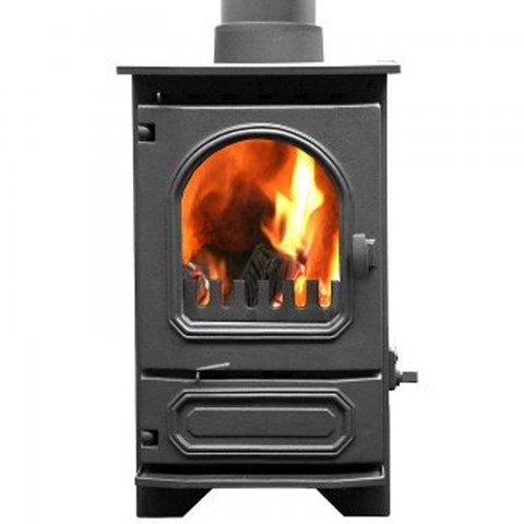 Dunsley Highlander 3 Enviro-burn Woodburning/Multifuel Stove