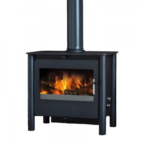 Esse 125 MF Multifuel/Wood Burning Stove
