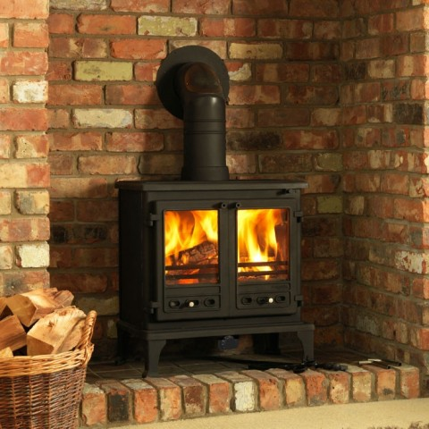 Gallery Firefox 12 Multifuel/Wood Burning Stove