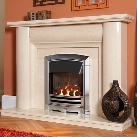 Flavel Decadence HE Inset Gas Fire