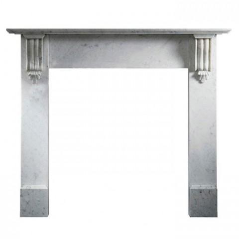 """Gallery Richmond Limestone 54"""" Fireplace Surround/Mantel"""