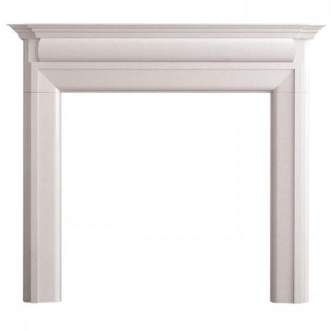 Gallery Brompton Limestone Fireplace Surround/Mantel