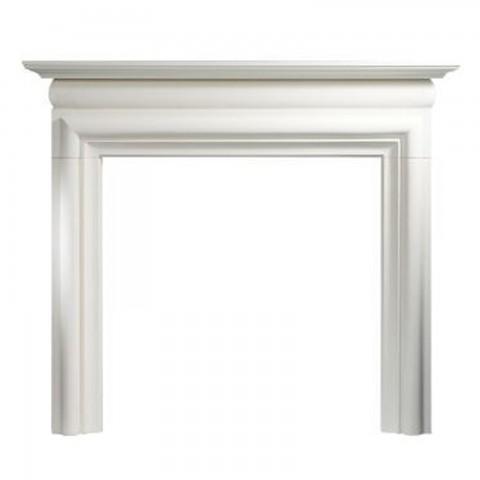 "Gallery Asquith Limestone 55"" Fireplace Surround/Mantel"