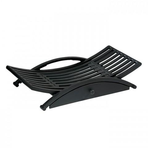 Gallery Nexus Small Cast Iron Fire Basket  1