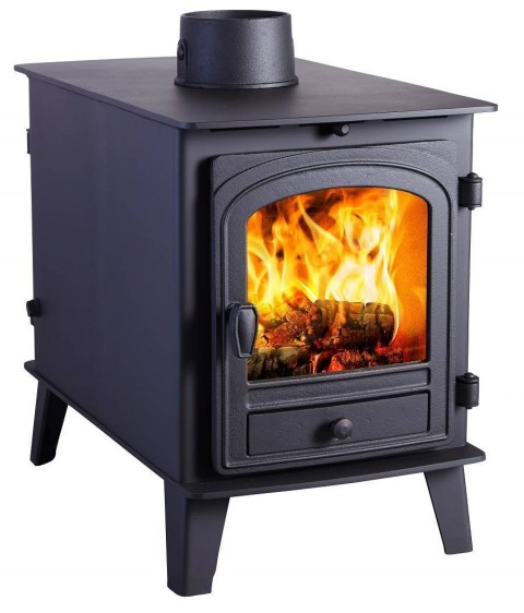 Parkray Consort 4 Double Sided Woodburning/Multifuel stove