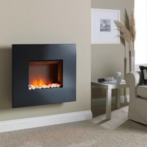 Dimplex Pemberley Opti Myst 174 Wall Mounted Electric Fire