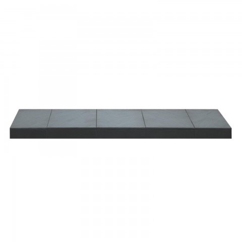 Gallery Porcelain Slate Tile Hearth