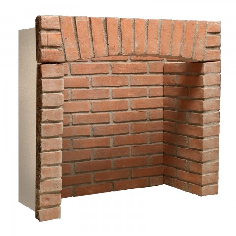 Gallery Standard Front Returns & Arch Brick Chamber