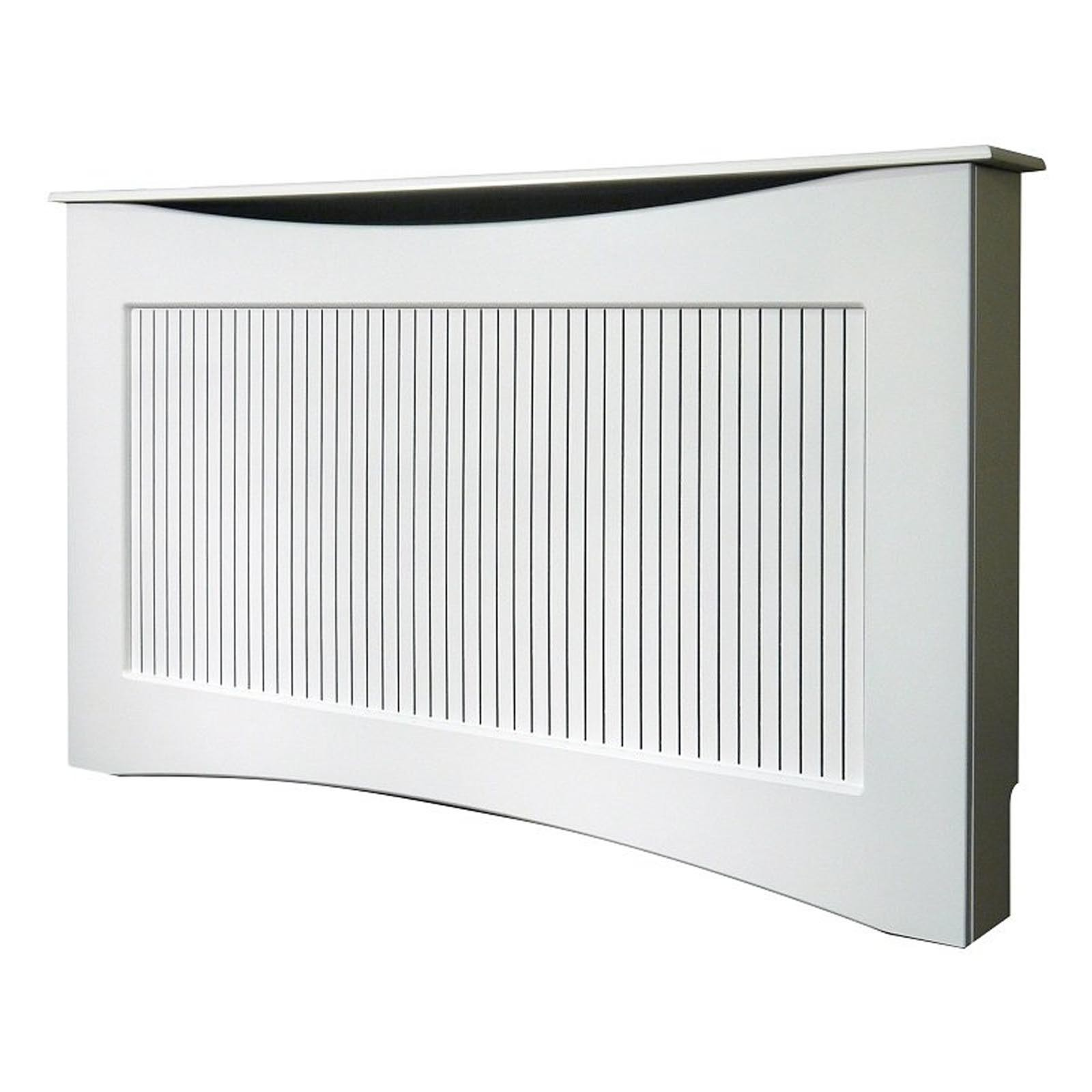 Free Uk Delivery Adam Large White Radiator Cover Great Deals