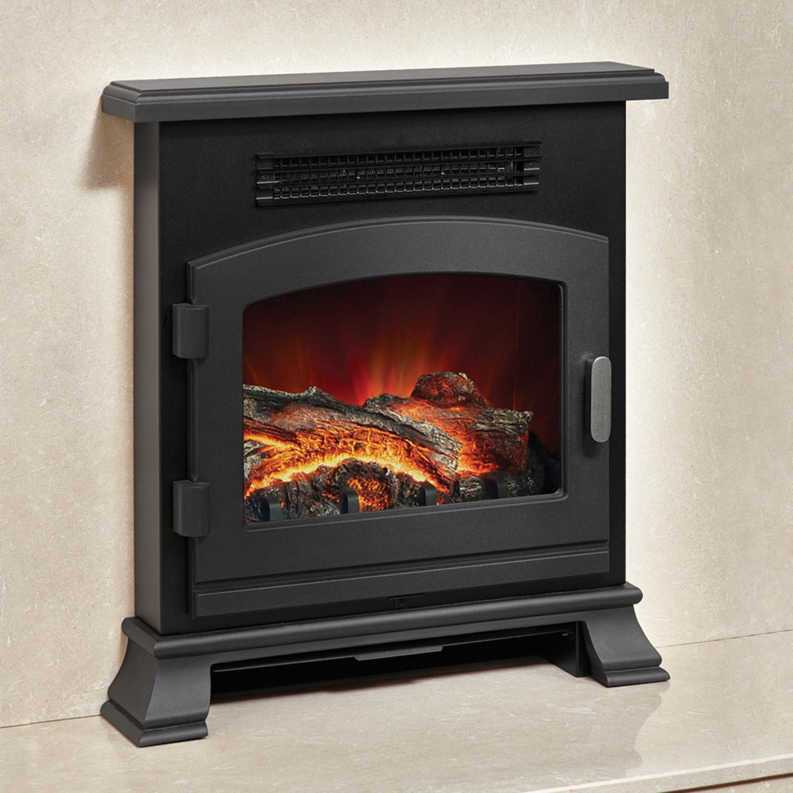 Bargain prices be modern banbury stove electric fire for Modern gas fireplace price