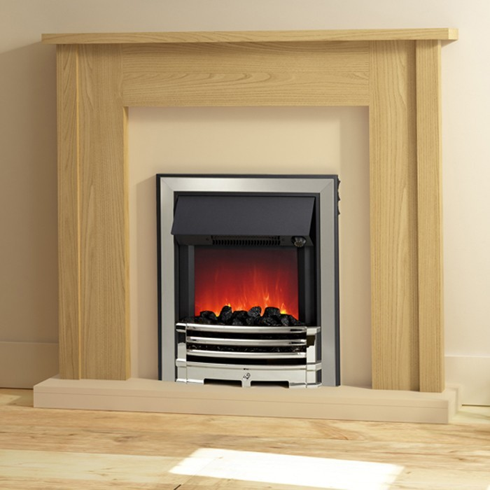 High Quality Be Modern Esslington 46 Electric Fireplace Suite Express Delivery