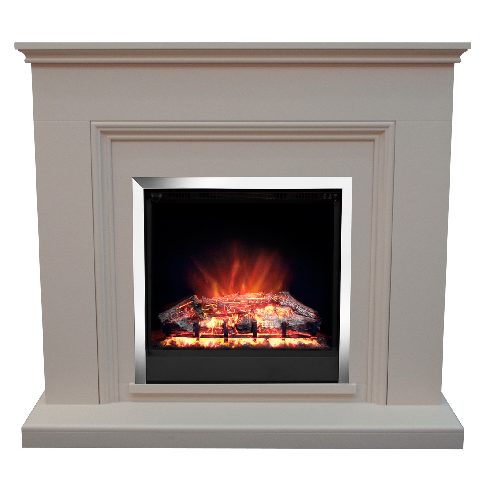 Be Modern Stanton Electric Fireplace Suite Affordable Price