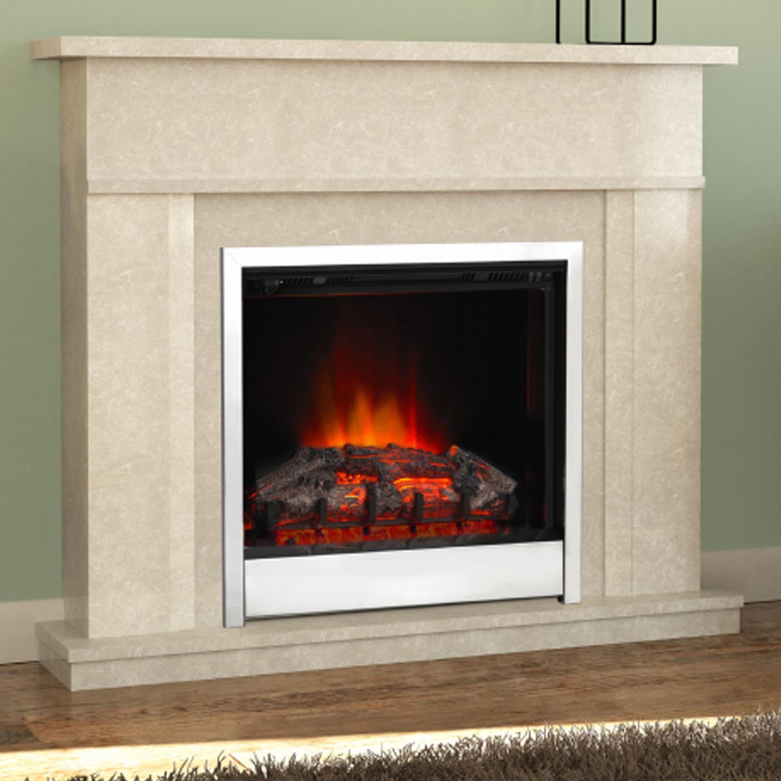 Huge Discount Be Modern Benito Electric Fireplace Free Delivery