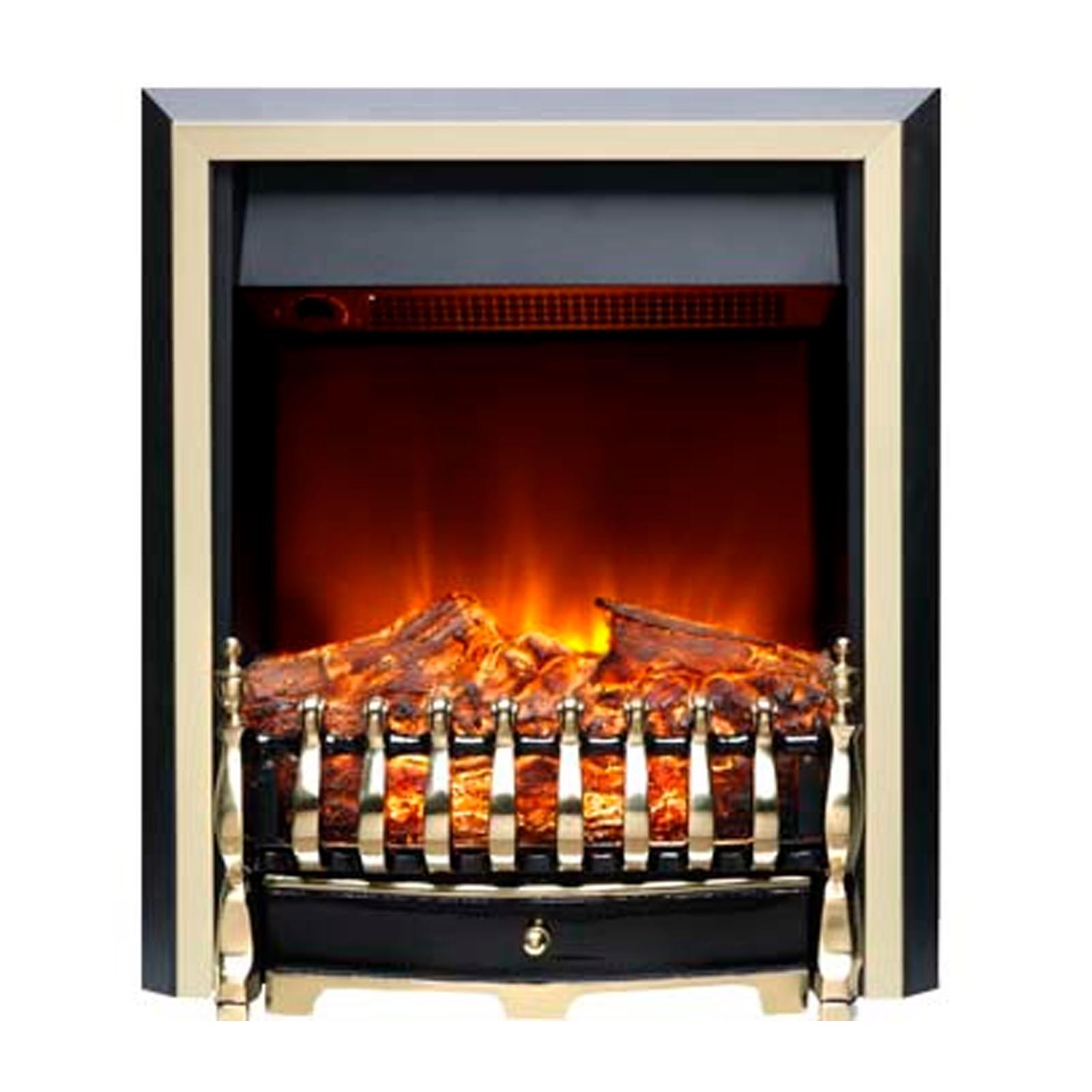 fast delivery burley leighfield electric fire huge. Black Bedroom Furniture Sets. Home Design Ideas