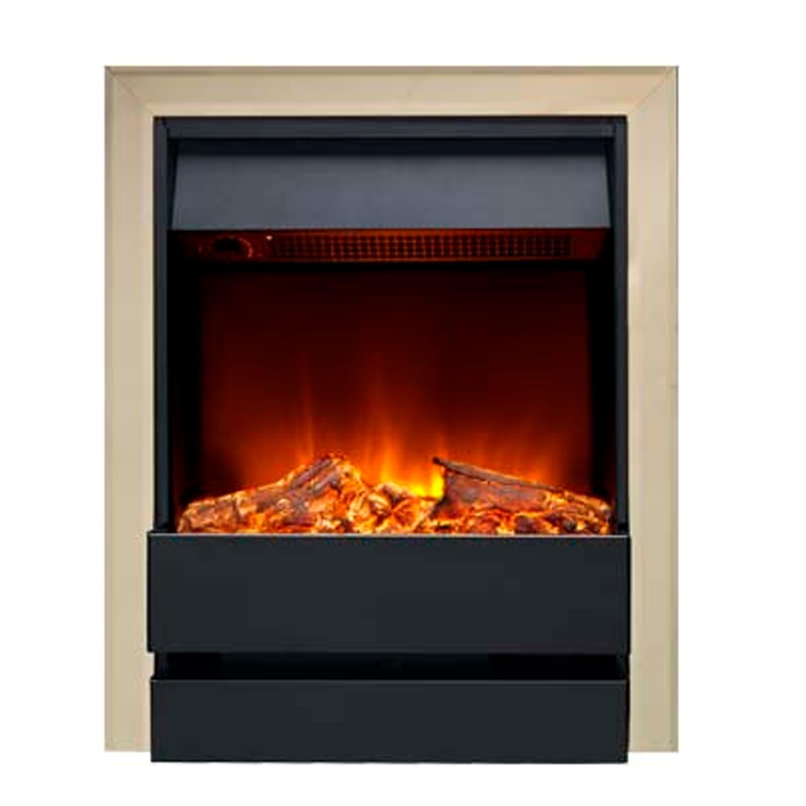 sale prices burley wardley electric fire modern design. Black Bedroom Furniture Sets. Home Design Ideas