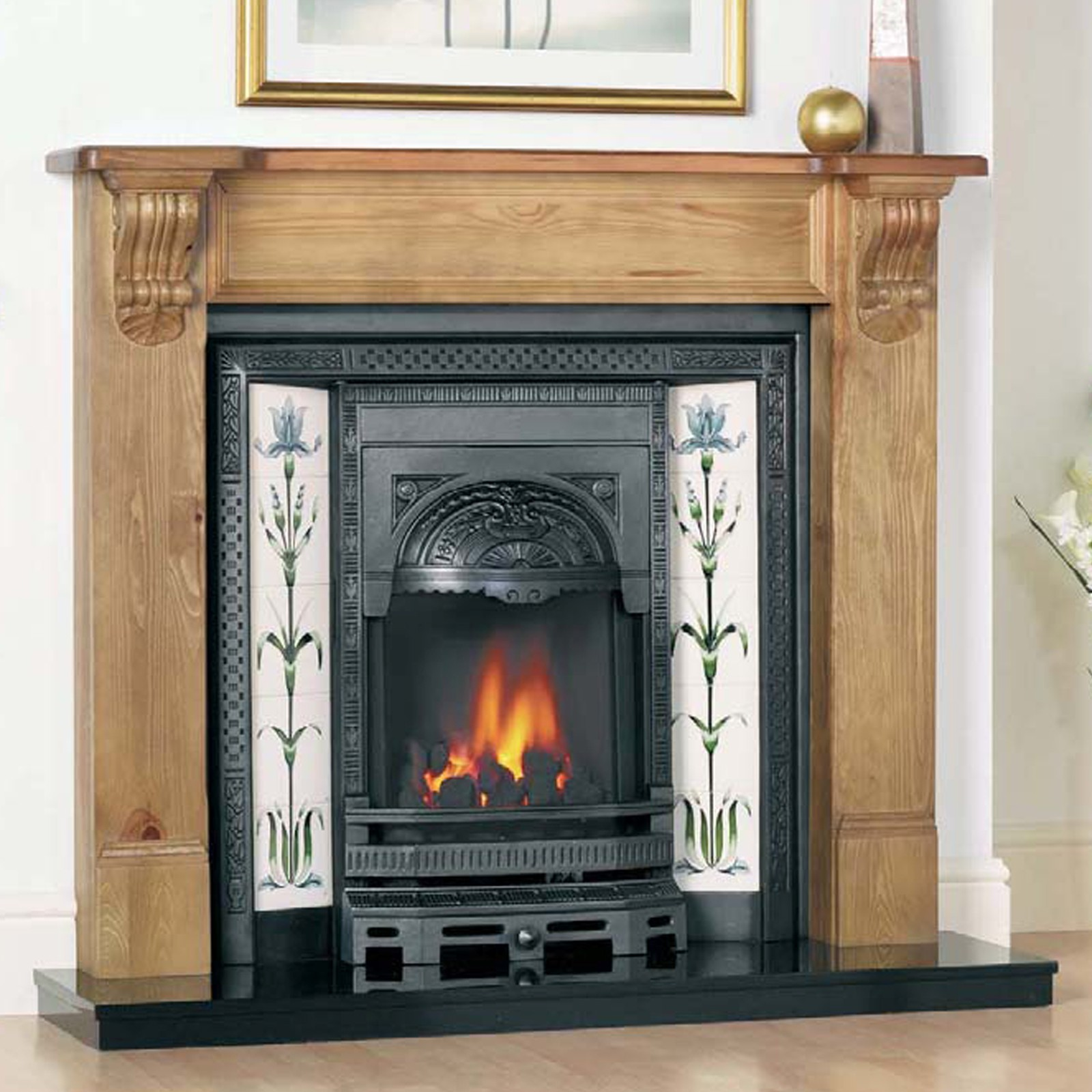 Fantastic Prices Cast Tec Aston Integra Fireplace Insert Uk Leading Stockists