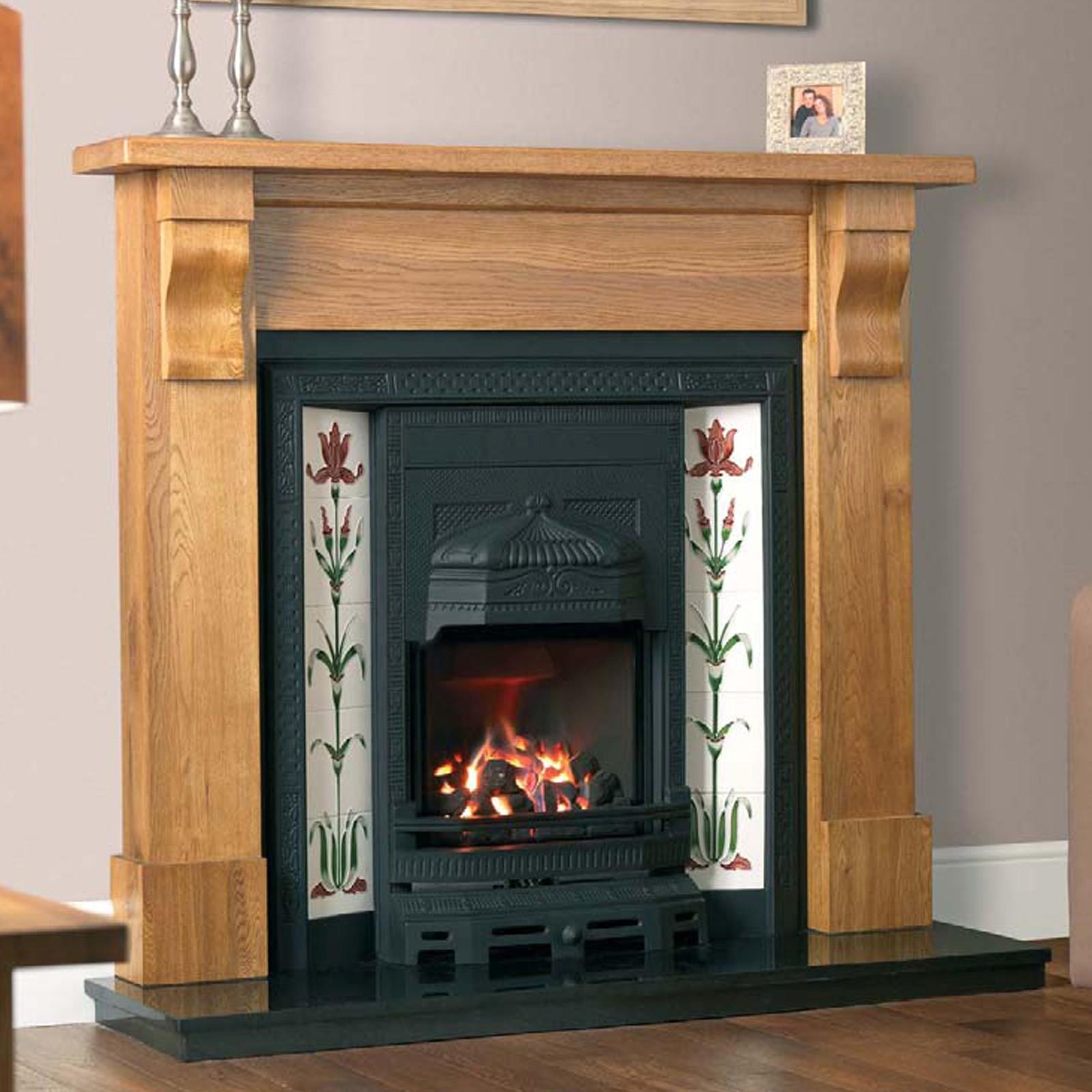 free shipping cast tec eden integra fireplace insert