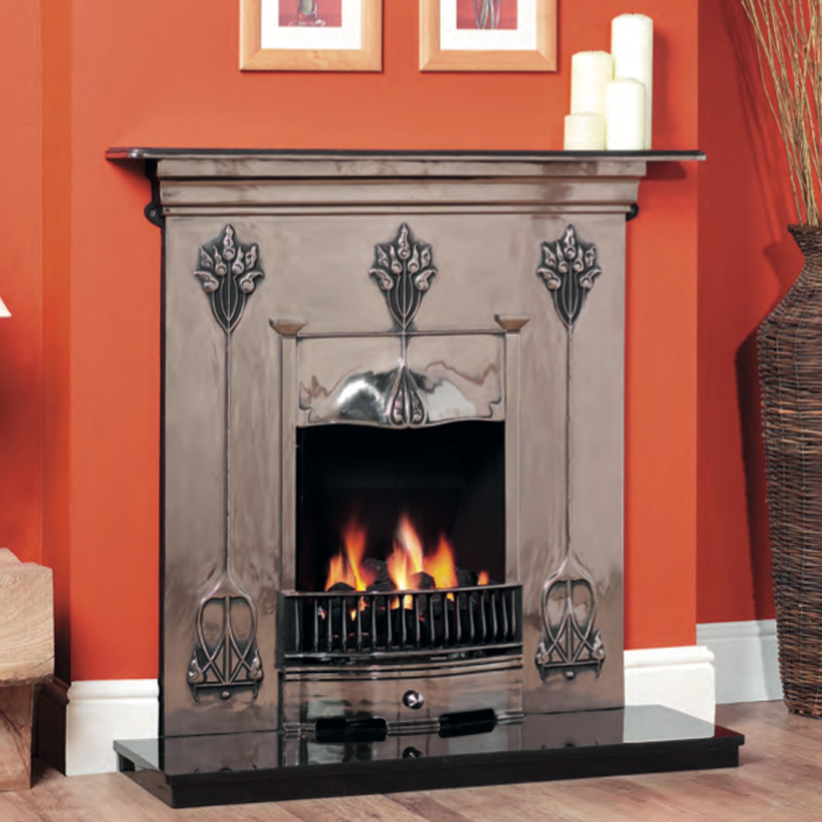 cast iron fireplaces top quality free shipping