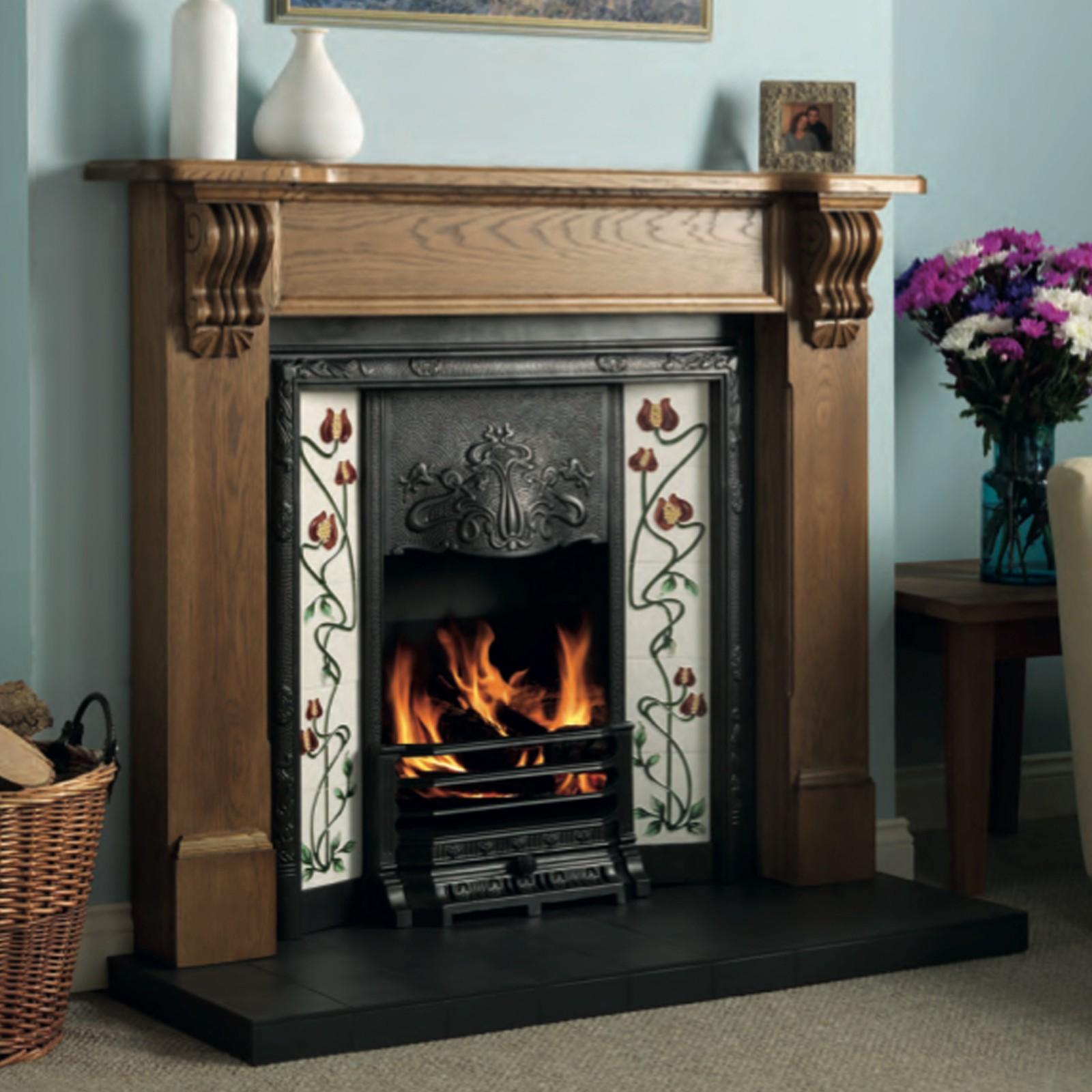 Massive Deals Cast Tec Oxford Fireplace Insert