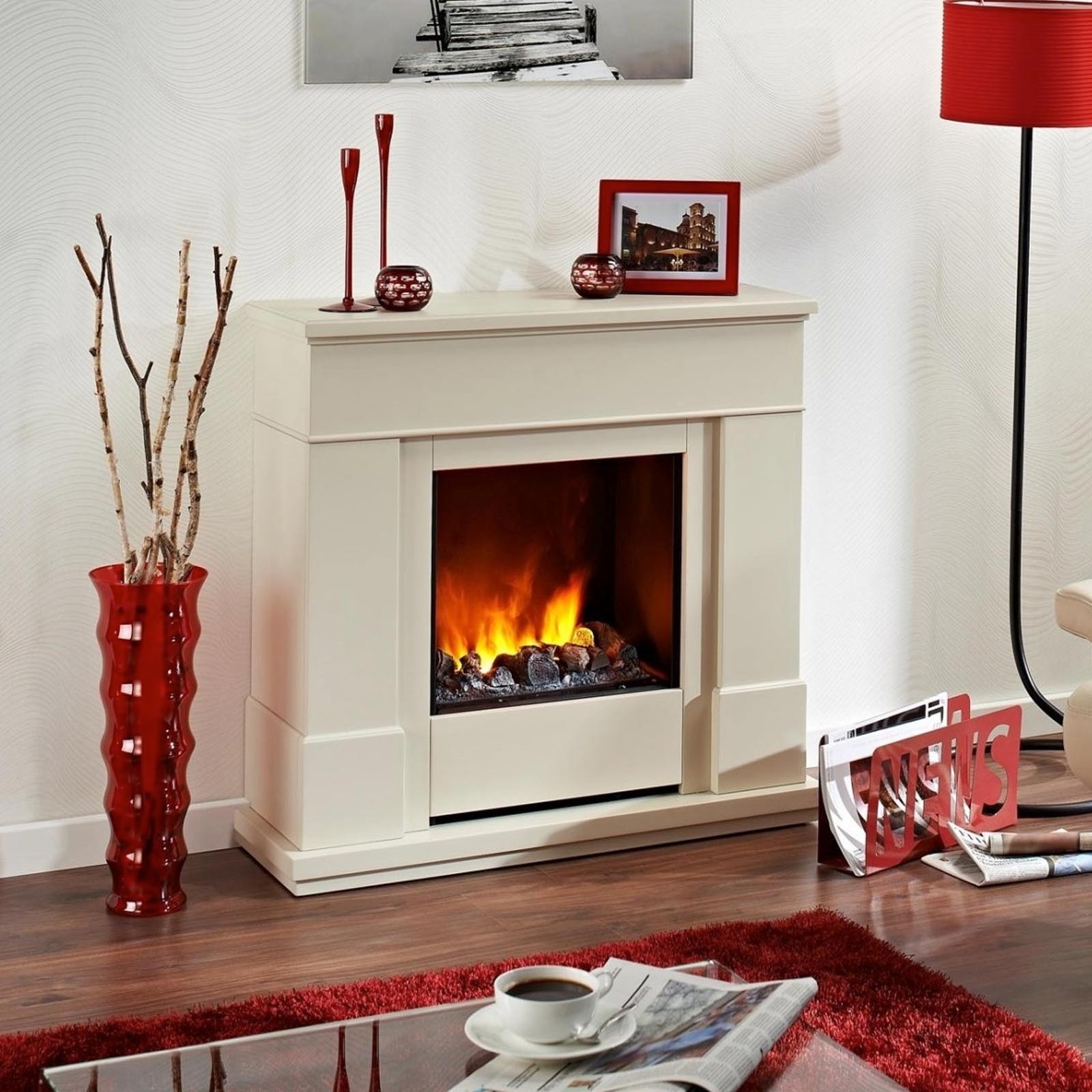 For the best prices on Dimplex Electric Fireplace Suites call us today on 01274 871010. product