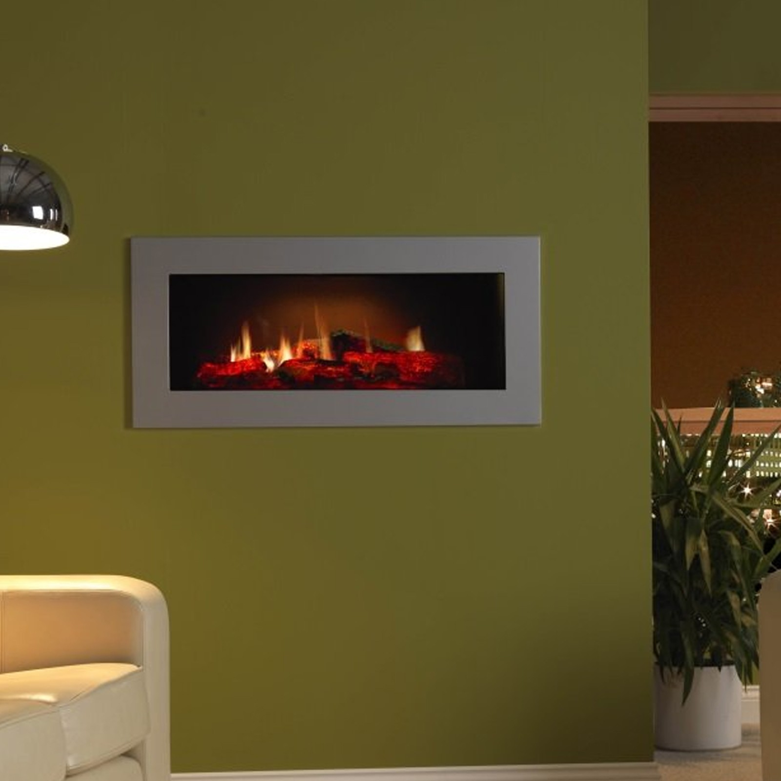 Quick Delivery Dimplex Opti V Pgf 10 Electric Fire