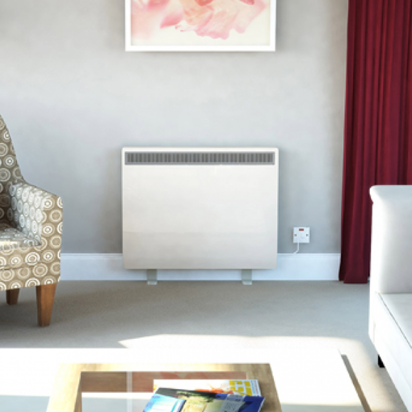 Easy to Use Storage Heater   Dimplex XLS18 Electric Heater   Lowest ...
