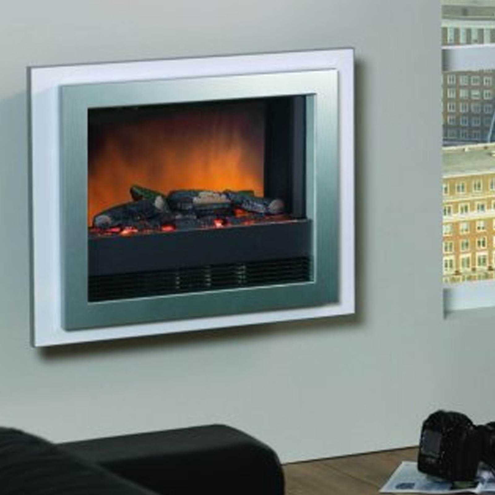 Fashionable | Elegant Dimplex Bizet Electric Fire With ...