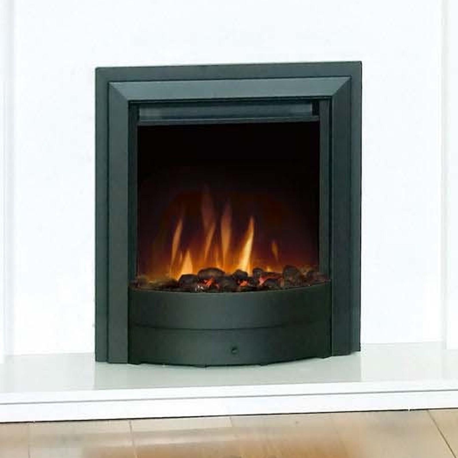 elegant black x1b dimplex optiflame electric fire huge savings
