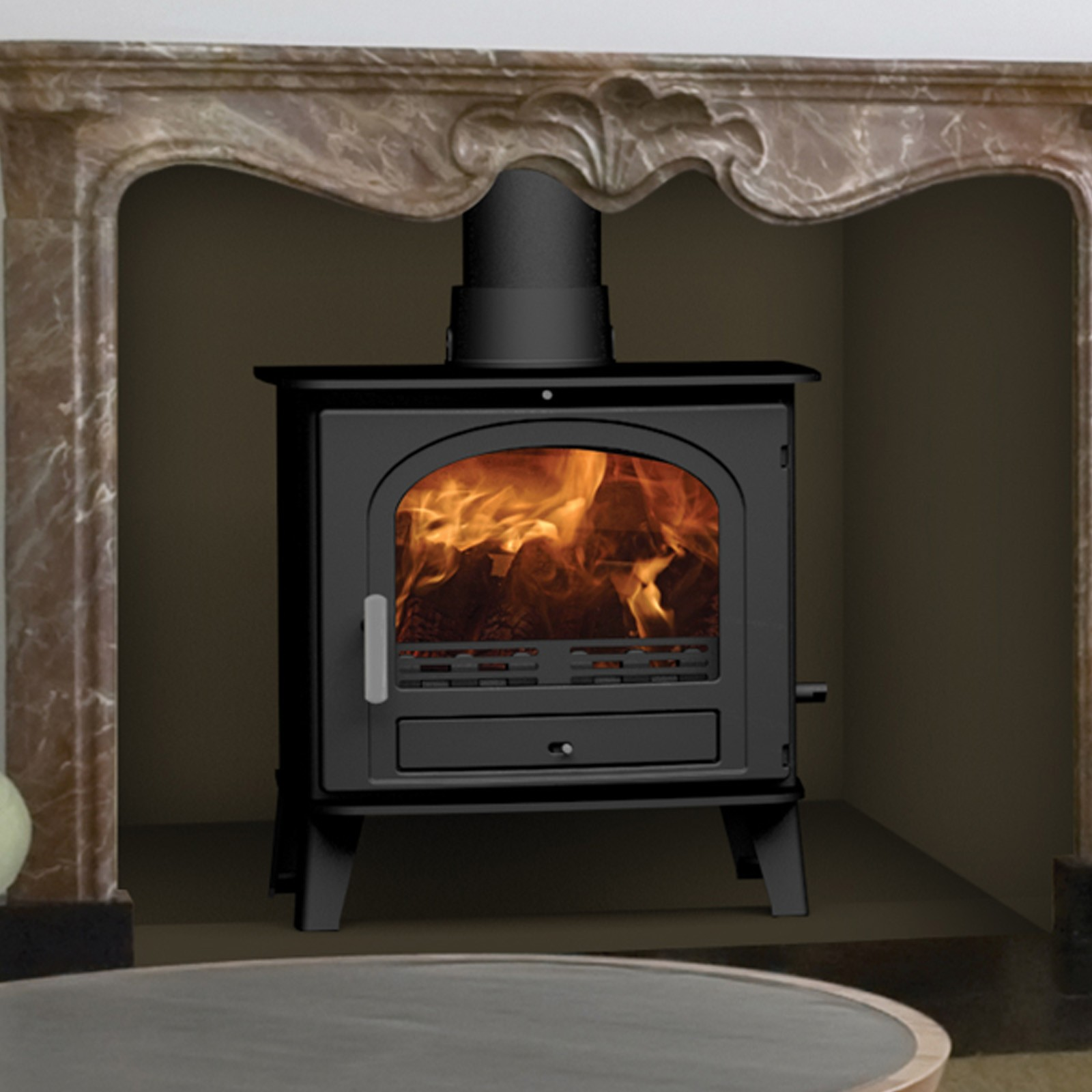 stove prices. eco-ideal eco 6 multifuel stove prices