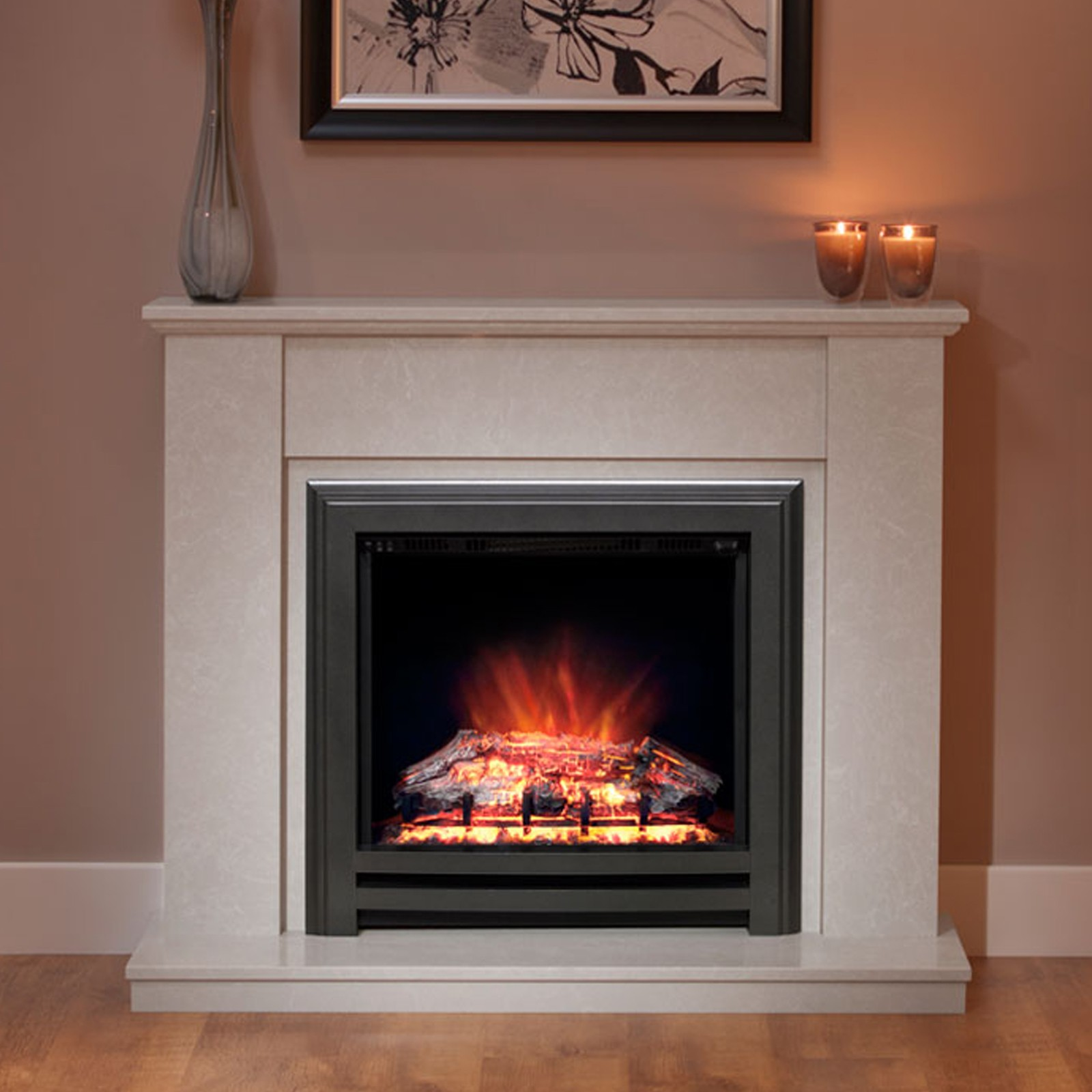 At Fireplaces4Life we will make sure your shopping experience with us is a great one and you get all the advise and help you need. Call today on 01274 871010 to find out more. product