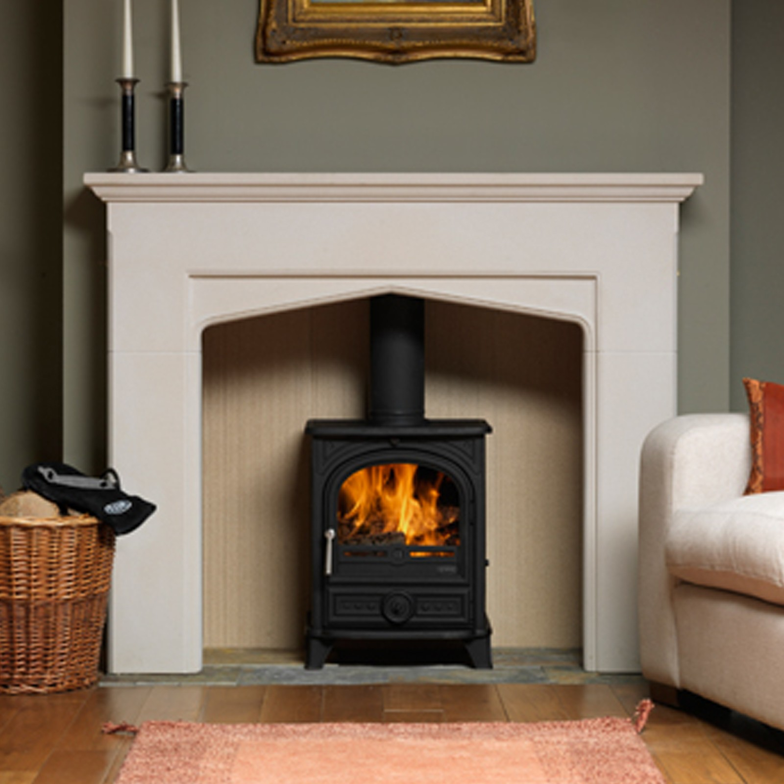 Quick Delivery Esse 500 Se Wood Burning Stove Beautiful Stove