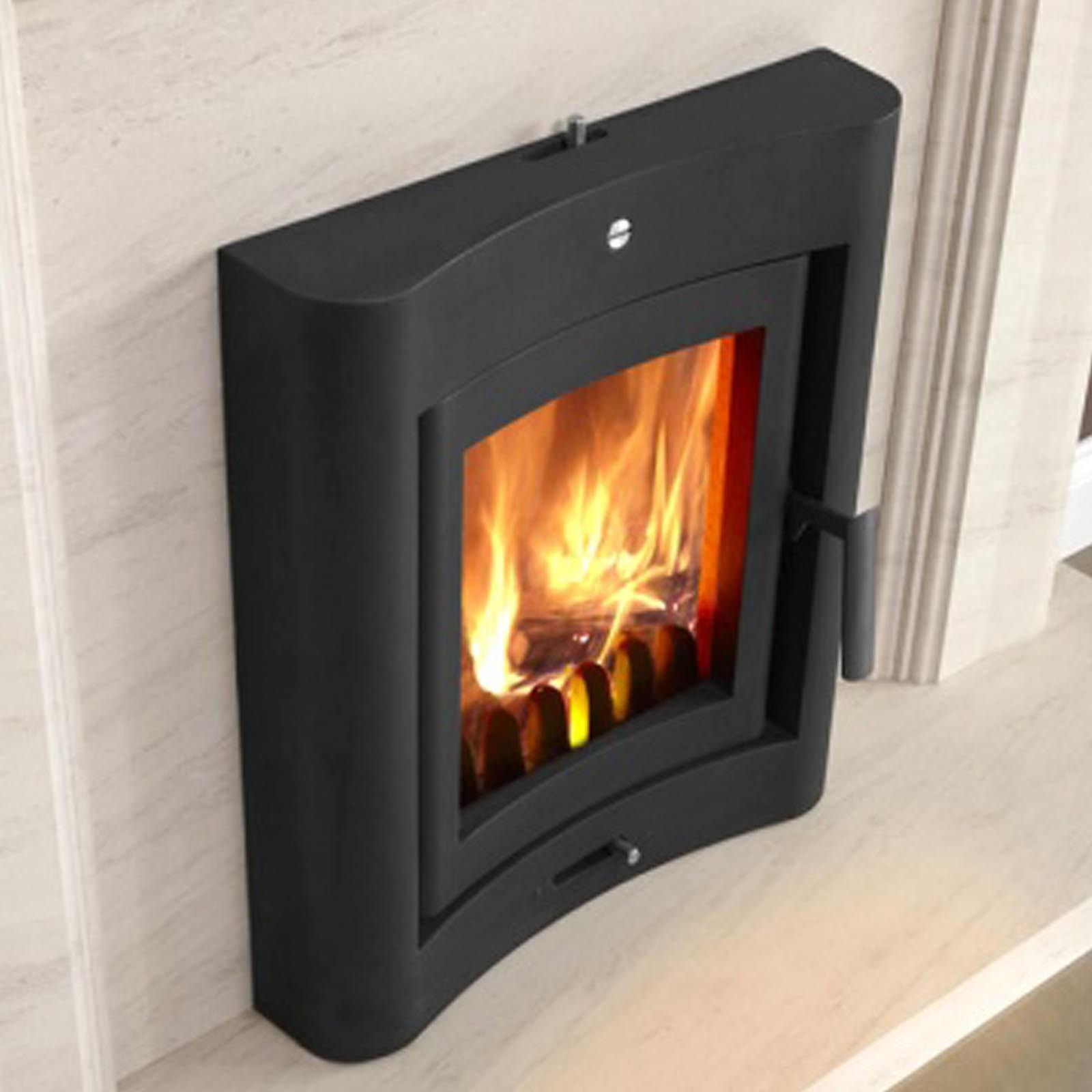 Contemporary Fire Broseley Evolution 7 Free Delivery