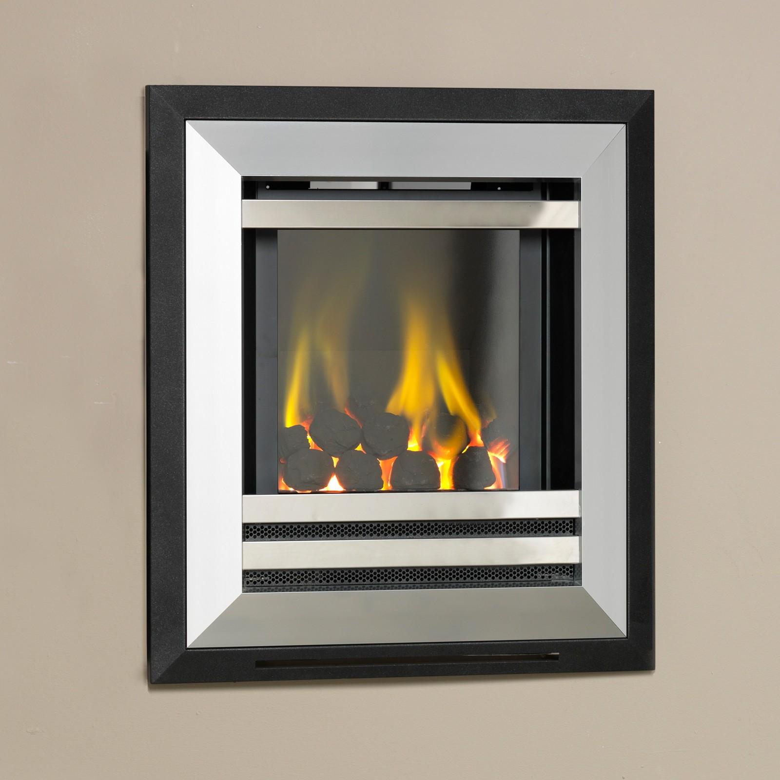 Outstanding Prices Flavel Diamond He Gas Fire Sleek Design