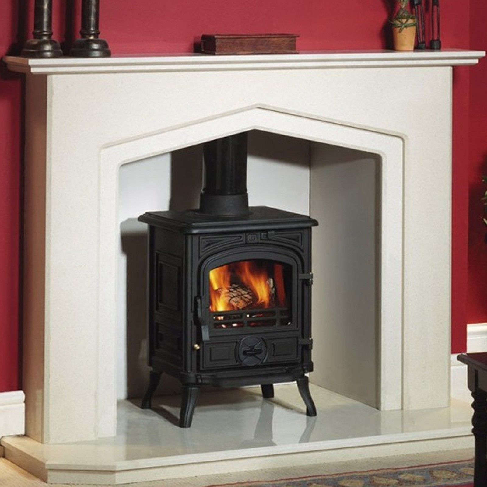 Compact stove franco belge belfort stove low low prices - Comptoire d electricite franco belge ...