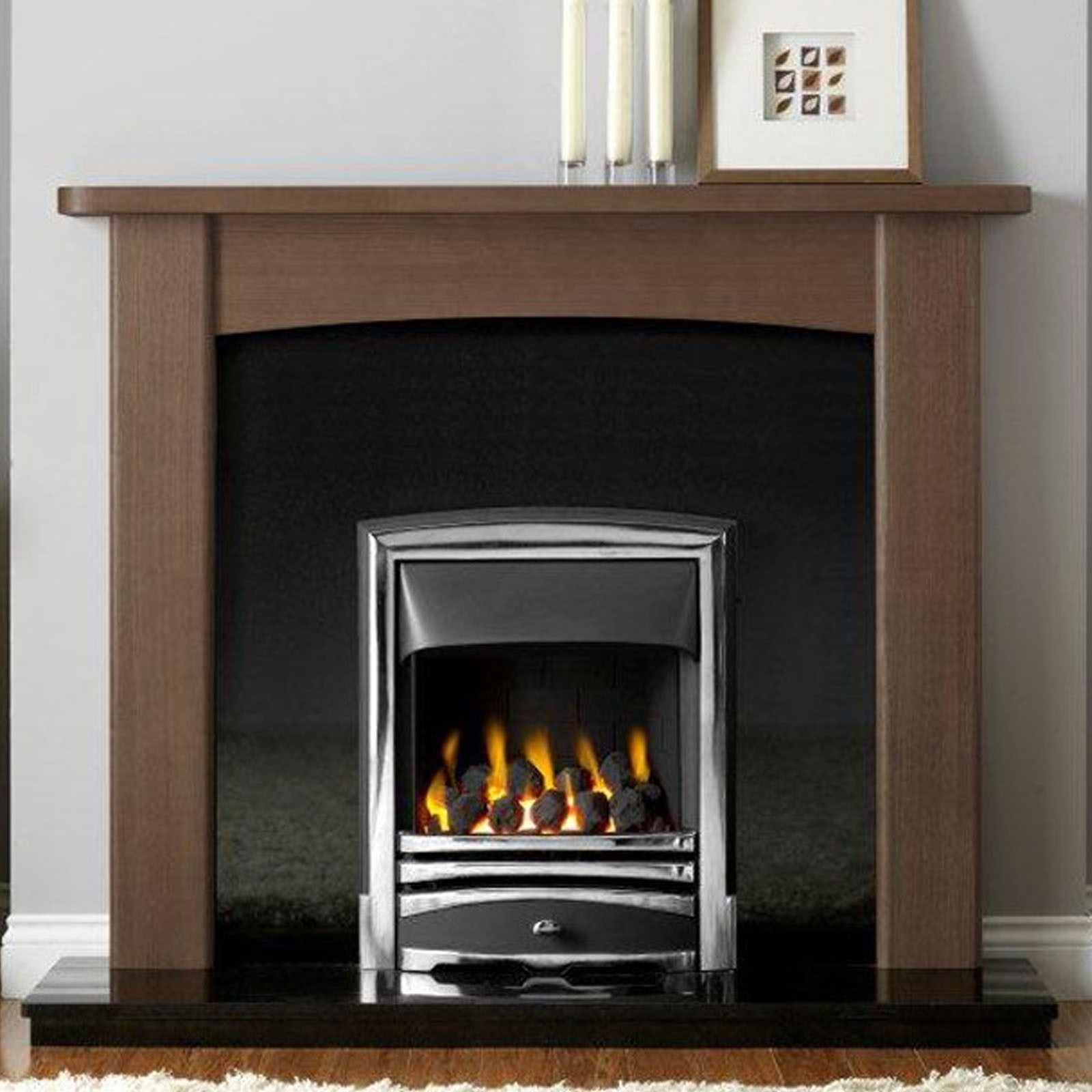 High Quality Products Gallery Abbey 54 Quot Dark Oak